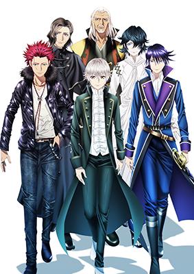 K: Seven Stories anime